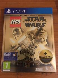 Leto Star Wars The force Awakens PS4