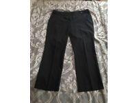 Dorothy Perkins Black Dress Trousers