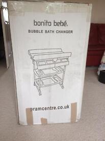 Bonito Bebe Baby Bubble Bath&Changer