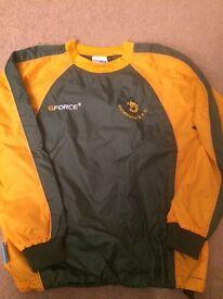Shoreham rugby club waterproof training top
