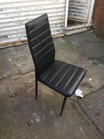 24 dining chairs £10 per chair good condition