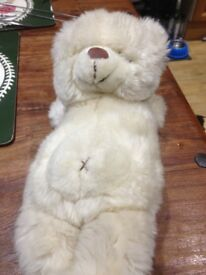 Soft Snoring Snoozy Teddy Bear