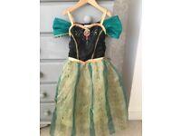 Disney Frozen Anna dress 5/6
