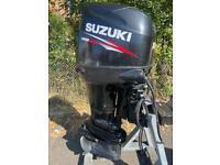 2012 Suzuki df100 xl shaft outboard motor