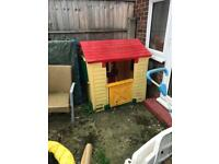 Little tikes play house and kitchen