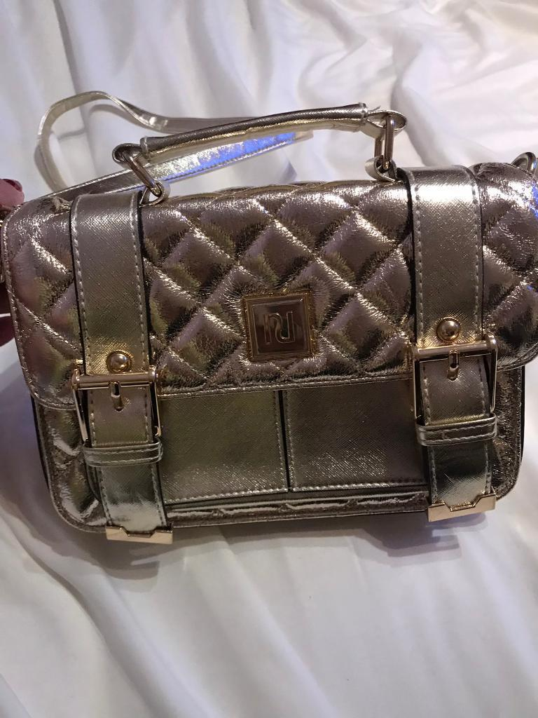 Gold River Island Bag   in North Finchley, London   Gumtree f8d130098f