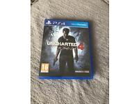 Uncharted PS4 Games