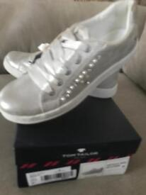 Womens Tom Tailor Trainers