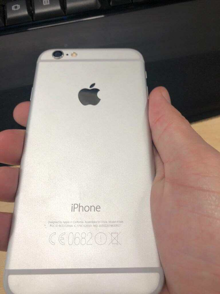 iPhone 6 - 16gb - Vodaphone - amazing condition