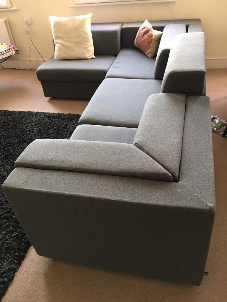 Large Dwell Modular Sofa In Dulwich London Gumtree