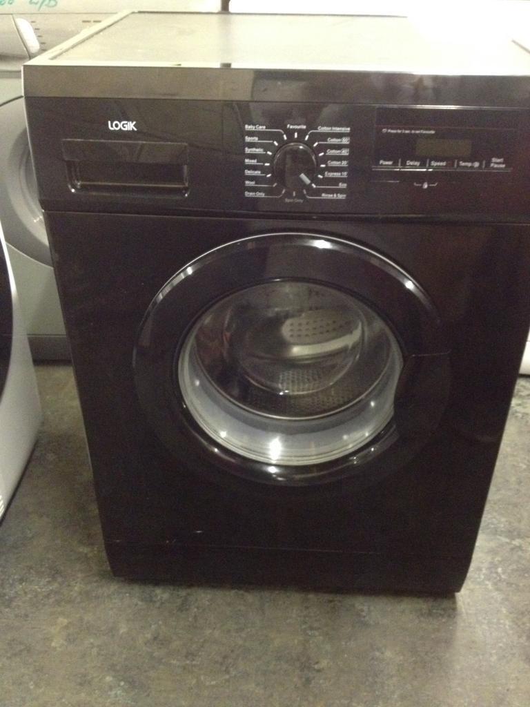 Washing machine Logic 7kg black