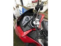 Honda PCX 125 1 Previous Owner