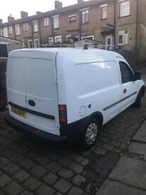 Vauxhall combo