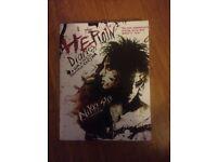Nikki Sixx Heroin Diaries book.