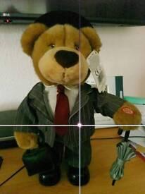 Business man Teddy
