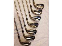 Taylormade Speedblade HL golf clubs