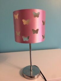 Childrens Bedside table lamp x 2