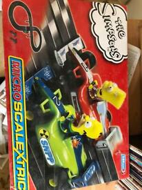 The Simpsons scaletrix