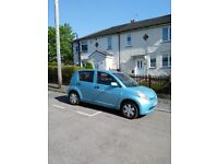 Daihatsu Sirion 1.3S 2006. ! family owned since new. Good Service History. MOT to July 2018