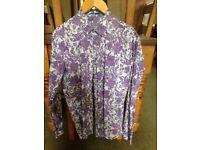 Ted baker designer men's shirt size5