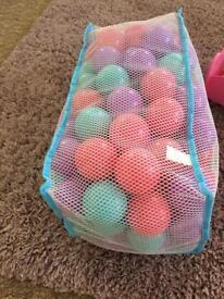 Balls for ballpit