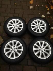 Mk5 golf Alloy wheels