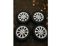 Mk5 golf Alloy wheels