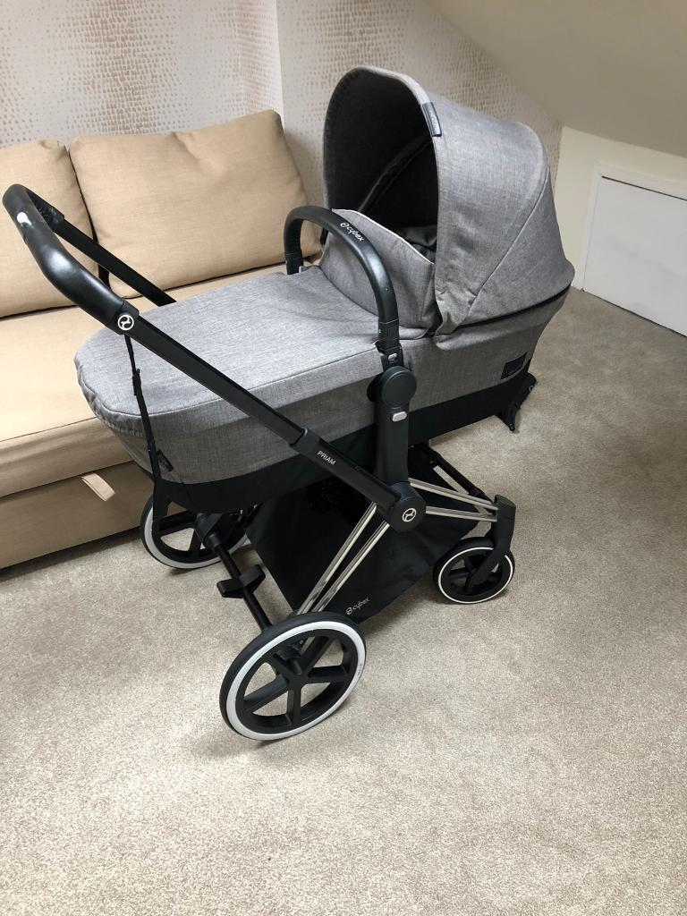 Cybex Priam 2in1 Manahattan Grey In Liversedge West