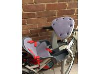 Weeride bike seat