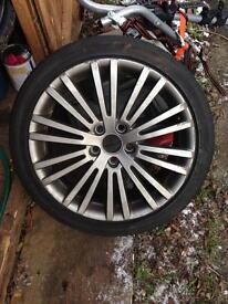 R32 alloy wheel