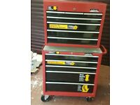 Halfords set of Professional Tool Chests
