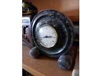 Clock in Serpentine