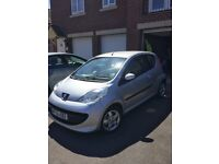 Citroen c1 Peugeot 107 Just serviced Low milege