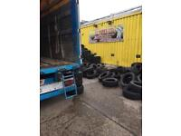 Part worn summer and winter tyre wholesaler Best prices and quality