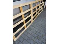 Wooden frames, perfect for garden project's.