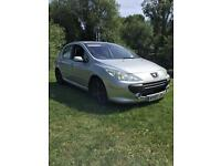 Peugeot 307 hdi 1.6 with leather