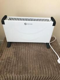 3kw convector Hester with thermostat,timer and turbo fan