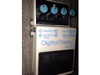BOSS DD6 Digital Delay