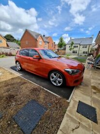 image for BMW, 1 SERIES 125d M-Sport 2015, FSH, immaculate