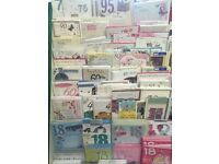 Wide Selection of Beautiful Gift Cards, Wrapping and Paper available following shop closure