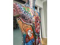 Emiliano Donaggio's colourful pop-art hits gpstudio's Arch Window.