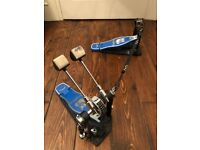 Big Dog pro double kick pedal HE002 - Great condition