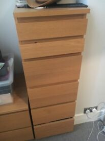 Sell chest of draws from IKEA