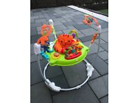 Fisher Price Jumperoo (barely used)