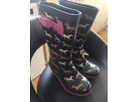 Children's wellies size 1