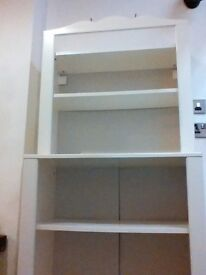 Ikea shelving unit for childs bedroom £25 Two available Ramsbottom area.