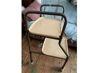 Tea trolly support