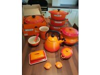 Let Creuset Collection