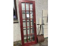 Door #1 for sale — internal glass door