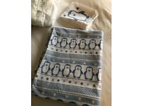 Baby boy duvet bundle
